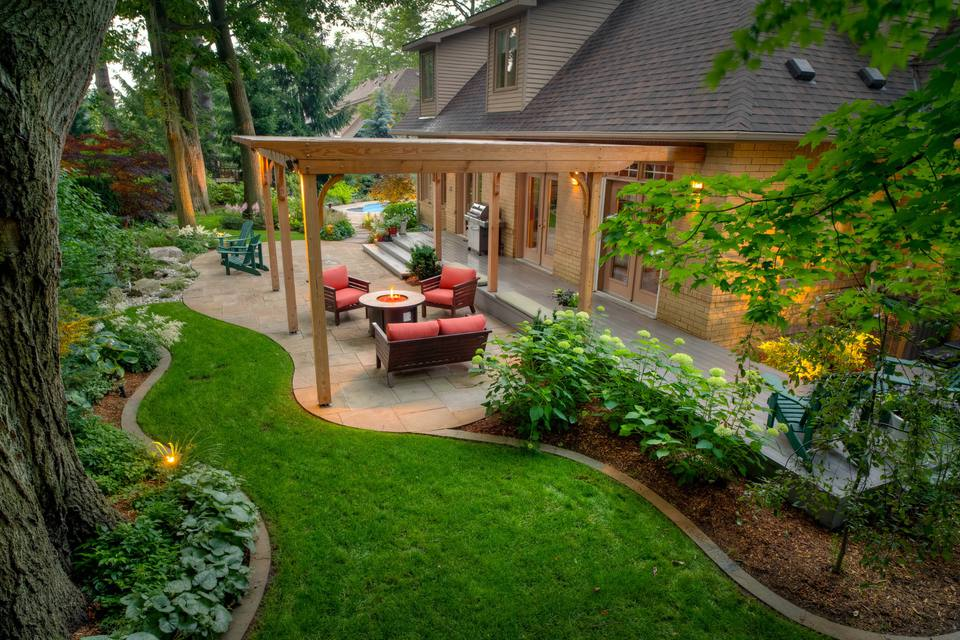 The Landscaping Ideas in Milwaukee