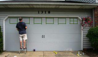 canadian garage doors manufacturer